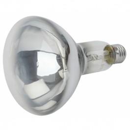 Инфракрасная зеркальная лампа с прозрачной колбой ЭРА ИКЗ 220-250 R127 E27