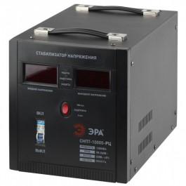 СНПТ-10000-РЦ ЭРА Стабилизатор напряжения переносной, ц.д., 90-260В/220В, 10000ВА