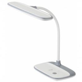 Настольный светильник белый ЭРА NLED-458-6W-W