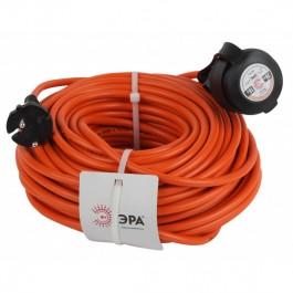 ЭРА Удлинитель силовой UPx-1-2x1-30m-IP44 в бухте б/з 30м 1 гн ПВС 2х1