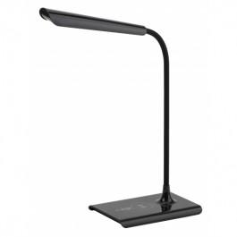 Настольный светильник черный ЭРА NLED-474-10W-BK