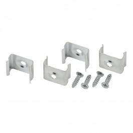ЭРА 2206-4 Набор крепежей для профиля CAB251, 4 шт.
