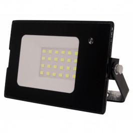 Прожектор светодиодный с датчиком движения Эра LPR-041-1-65K-020