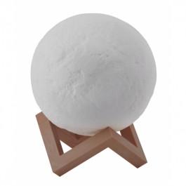 Настольный светильник белый ЭРА NLED-491-1W-W