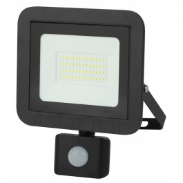 Прожектор светодиодный с датчиком движения Эра LPR-041-2-65K-050
