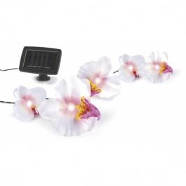 Садовая гирлянда на солнечной батарее ЭРА SL-PL420-FOD12