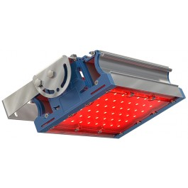 Светодиодный светильник  TL-PROM 50 PR Plus FL (Д) Red
