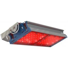 Светодиодный светильник  TL-PROM 100 PR Plus FL (Г; К15; К20; К40) Red