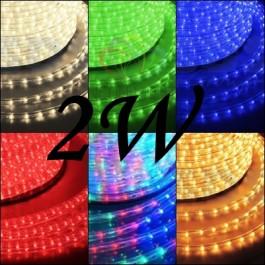 Дюралайт светодиодный, постоянное свечение(2W), 220В, диаметр 13 мм, бухта 100м, NEON-NIGHT