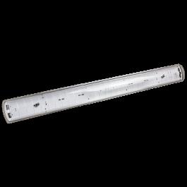 Светильник герметичный под светодиодную лампу ССП-456 2х18Вт 160-260В LED-Т8R/G13 IP65 1200 мм