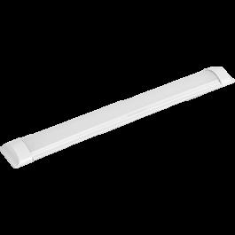Ecola LED linear IP20 линейный светодиодный светильник 36W 4000К/6500K 1200x75x25