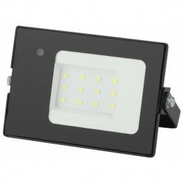 Прожектор светодиодный с датчиком движения Эра LPR-041-1-65K-010