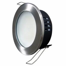 Cветильник встраиваемый IP65 GX53,109x55мм