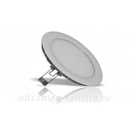 Светодиодная панель RLP 3 Вт 4000К  210ЛМ 90/80ММ IP40