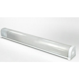 Светодиодный светильник ЛПО-1x9 (замена люминесцентного ЛПО 1х18Вт)