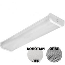 Светильник под LED лампы ЛПО 2х9 Вт (замена люминесцентных ЛПО 2х18)