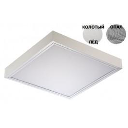 Светильник светодиодный накладной ЛПО 4х9 Вт (замена 4х18Вт.)