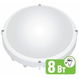 Светильник светодиодный NBL-LED-R1-8W-IP65