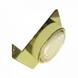 Настенный угловой светильник GX53-N82, 111x130мм, металл