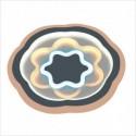 Настенно-потолочный светильник LEEK LED CLL Daisy 120W