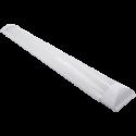 Ecola LED linear IP20 линейный светодиодный светильник 20W 4200K/6500К 600x75x25