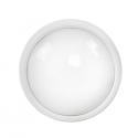 Светильник светодиодный герметичный СПП-Д-2302 (круг) 12Вт с микроволновым датчиком движения