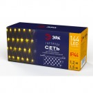 ЭРА Гирлянда LED Сеть 1,2м*1,5м теплый свет