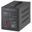 СНПТ-1000-РЦ ЭРА Стабилизатор напряжения переносной, ц.д., 90-260В/220В, 1000ВА