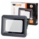 Прожектор cветодиодный WOLTA WFL-100W/06, 5500K, 100 W SMD, IP 65