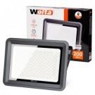 Прожектор cветодиодный WOLTA WFL-200W/06, 5500K, 200 W SMD, IP65