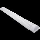 Ecola LED linear IP20 линейный светодиодный светильник 20W 4200K/6500К 600x75x2