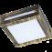 Светильник светодиодный GX53 квадрат IP65