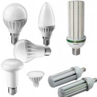 Светодиодные лампы с цоколем Е14, Е27, E40, GU10, GU 5.3