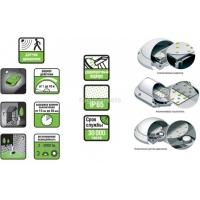 Светильники светодиодные с микроволновым датчиком движения.