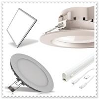 Панели и светильники светодиодные