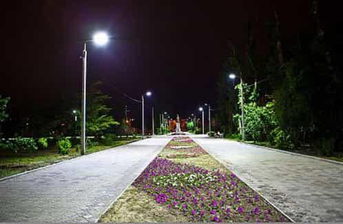 светильник стрит